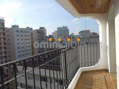 ALUGUEL Apartamento Higienópolis São Paulo
